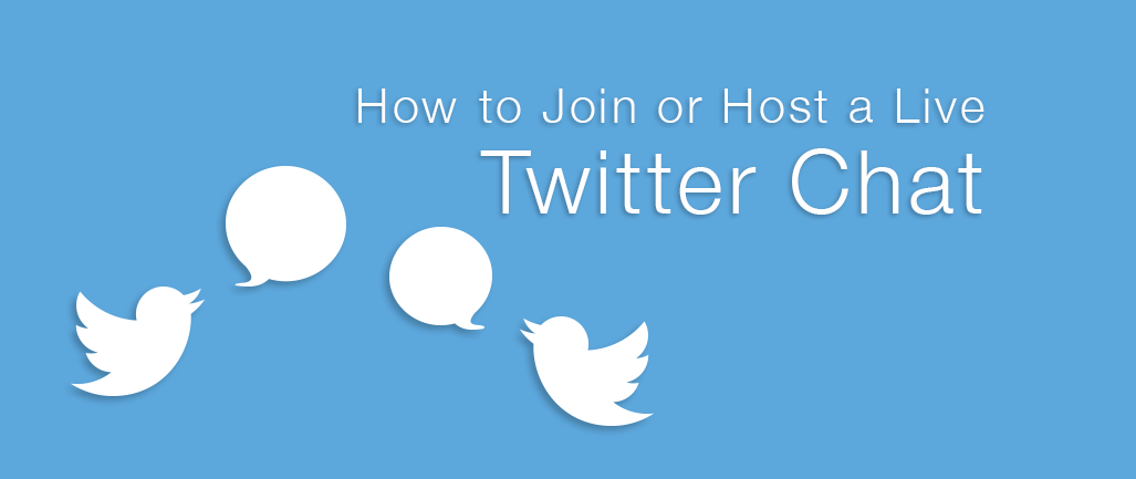 How to Join or Host a Live Twitter Chat