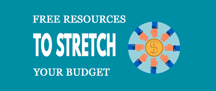 Free Resources to Stretch Your Budget
