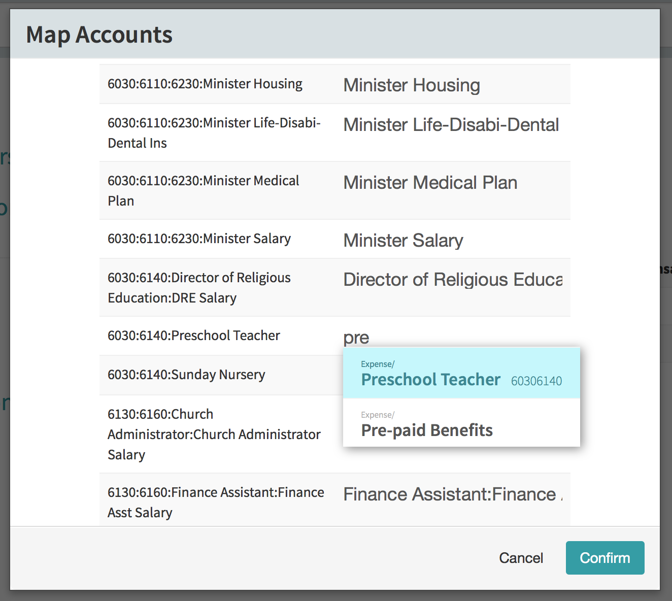 church360-ledger-map-accounts-when-importing-paychex