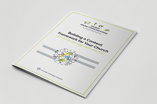 Building a Content Framework for Your Church