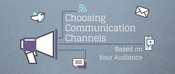 blog-Communication Channels