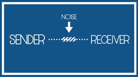 sender-noise-receiver