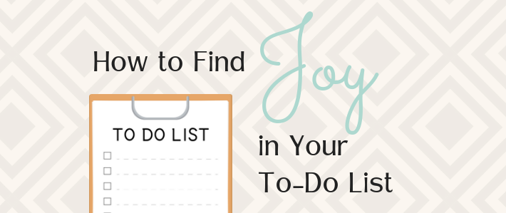 joy in to do-Blog